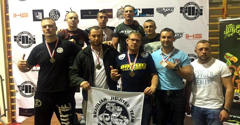 5 medali Pucharu Polski dla słupskich węży