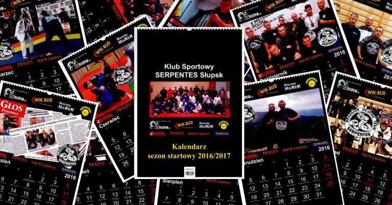 Klubowy kalendarz na sezon startowy 2016/2017